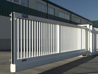 Ворота промышленные откатные (раздвижные): Запорожье, Днепр