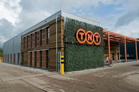 ТНТ Украина: офисно-складское помещение
